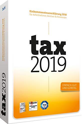 tax 2019 (für Steuerjahr 2018)